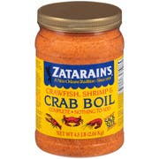 Zatarains Pre-Seasoned Crab and Shrimp Boil, 72 Ounce -- 6 per case.
