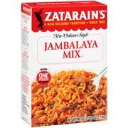 Zatarain`s Jambalaya Mix, 40 oz. -- 8 per case