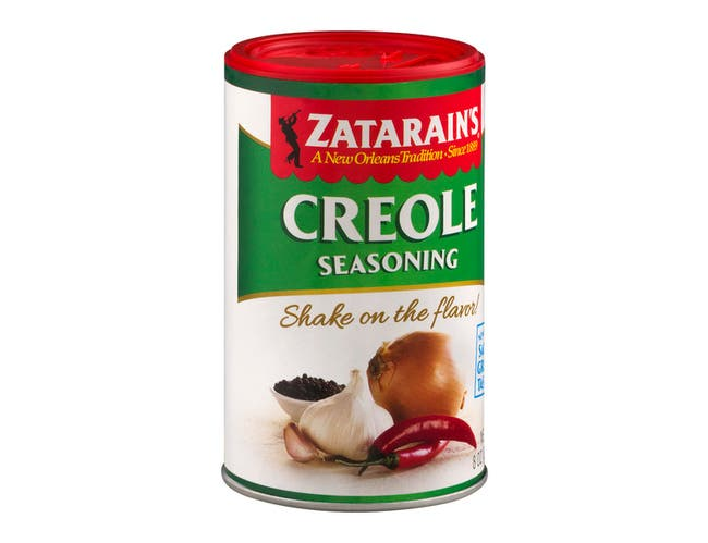Zatarains Creole Seasoning - 8 oz. can, 12 per case