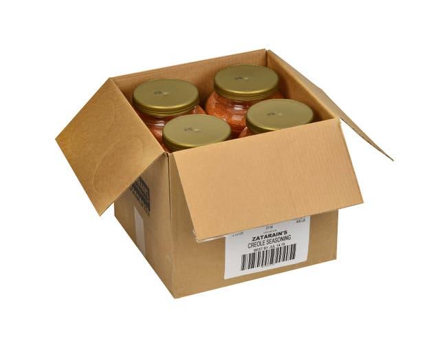 Zatarain`s Creole Seasoning, 8 lbs. -- 4 per case