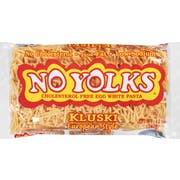 No Yolks Kluski Egg Noodle, 12 Ounce -- 12 per case.