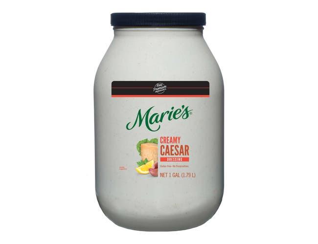 Maries Creamy Caesar Dressing, 1 Gallon -- 2 per case.
