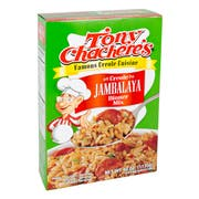 Tony Chacheres Creole Jambalaya Mix, 40 Ounce -- 8 per case.