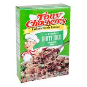 Tony Chacheres Creole Dirty Rice Mix, 40 Ounce -- 8 per case.
