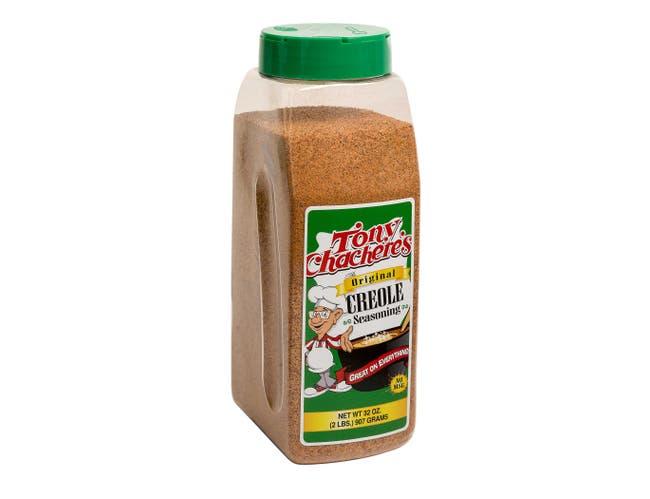 Tony Chacheres Creole Seasoning, 32 Ounce -- 6 per case.