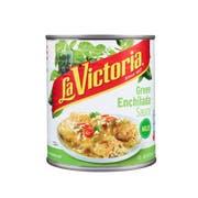 La Victoria Enchilada Green  Sauce, 28 Ounce -- 12 Case