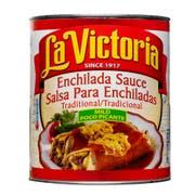 La Victoria Enchilada  Sauce, Red Chile Base, 10 Can -- 6 Case
