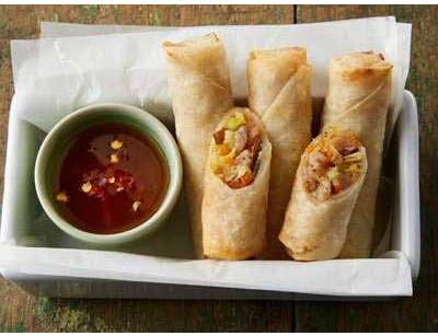 Minh Vegetable Spring Roll -- 168 per case.