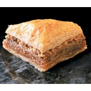 Athens Foods Walnut Triangle Baklava - Dessert -- 72 per case.