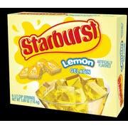 Starburst Lemon Gelatin, 3.89 Ounce -- 12 per case