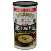 Mccanns Irish Oatmeal Steel Cut Quick and Easy Oats , 28 Ounce -- 6 per case.