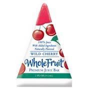 Whole Fruit Wild Cherry Premium Juice Bar, 2 Ounce -- 100 per case.