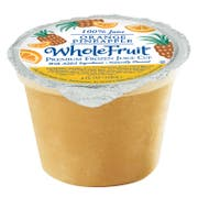 Whole Fruit Orange Pineapple Premium Frozen Juice Cup, 4.4 ounce -- 96 per case
