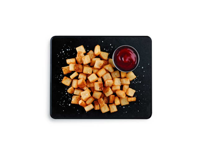 McCain Skin On Hash Brown Cube, 6 pound -- 6 per case