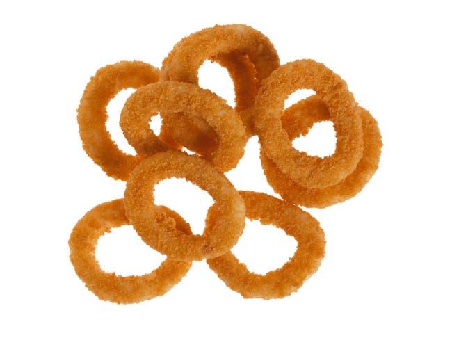 McCain Grabitizer Breaded Preformed Onion Ring, 2 Pound -- 12 per case.