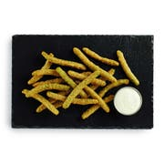 McCain Crispy Battered Green Beans, 2 Pound -- 4 per case.
