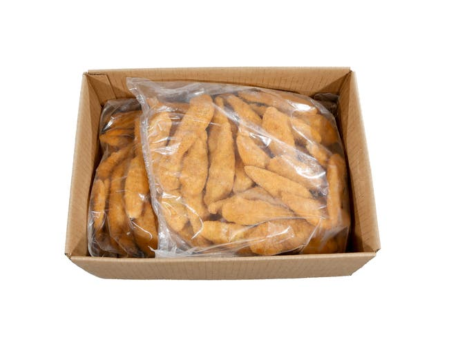 Perdue Farms Fully Cooked Pattie Fritter Chicken Breast, 5 Pound -- 2 per case.