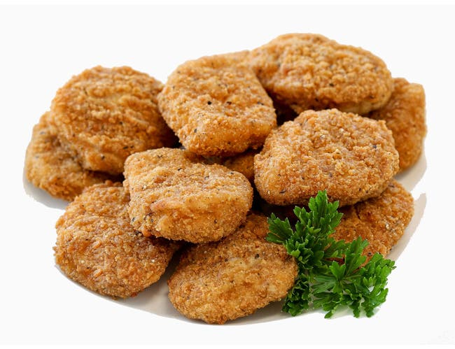 Perdue Farms Breaded Chicken Breast Nugget, 5 Pound -- 2 per case.