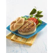 Perdue Farms White Meat Ready to Cook Turkey Burger, 5.33 Ounce -- 30 per case.