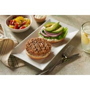 Perdue Farms Woodfire Grilled Flavor Homestyle Ready to Cook Turkey Burger, 5.33 Ounce -- 1 each.