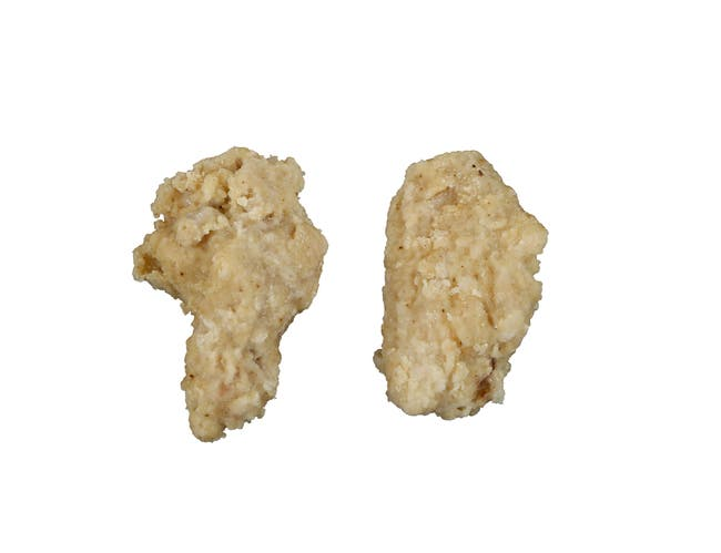 Perdue Fully Cooked Breaded Chicken Kickin Wing, 5 Pound -- 3 per case.