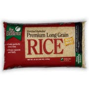 Producers Rice Parboiled Rice, 10 Pound Cook time 20-25 minutes -- 6 bags per case.