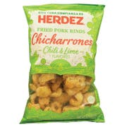 Herdez Chicharrones Chili and Lime Pork Rinds, 2.75 Ounce -- 15 per case
