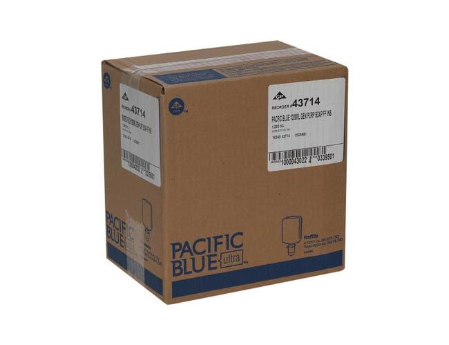 Georgia Pacific Pacific Blue Ultra Gentle Foam Hand Soap Refill, 1200 Milliliter -- 1 each.
