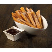 J and J Snack Funnel Cake Factory Fries, 4 Inch -- 600 per case