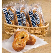 J and J Snack Individually Wrapped Federal Pretzel, 4 Ounce -- 50 per case.