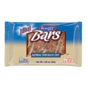 Readi Bake Benefit Oatmeal Chocolate Chip Snack Bars, 1.25 Ounce -- 96 per case.