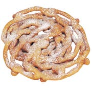 The Funnel Cake Factory Funnel Cake, 8.5 inch -- 24 per case.