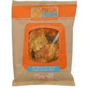 Pretzel Fillers Individually Wrapped Cheddar Cheese Filler, 6.25 Ounce -- 20 per case