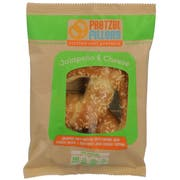 Pretzel Fillers Jalapeno N Cheese Filler, 6.25 Ounce -- 20 per case