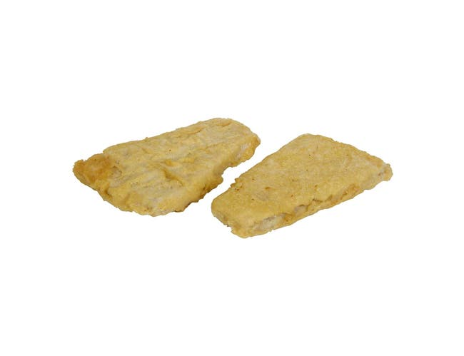 English Style Raw Fish-In-Batter Wedge Cut Haddock, 5.33 Ounce of 25-35 Pieces, 10 Pound -- 1 each.