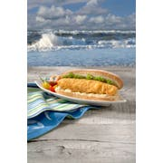 Brewers Choice Haddock Fillet, 2 Ounce of 68-92 Pieces, 10 Pound -- 1 each.