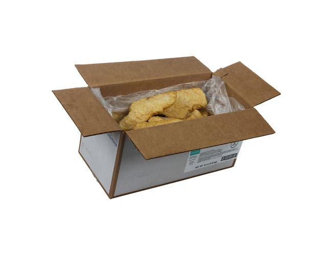 Yuengling Brewers Choice Beer Battered Haddock Fillet, 6 Ounce of 23-32 Pieces, 10 Pound -- 1 each.