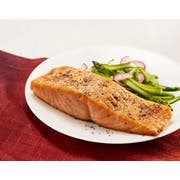 High Liner Foods 6 Ounce Atlantic Salmon Fillet, 10 Pound -- 1 each.