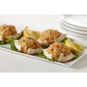 Handy Seafood Crab House Stuffed Shells Crab, 1.25 Ounce -- 105 per case.