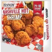 Handy Seafood Nashville Hot Shrimp - 12 count per pack -- 192 packs per case