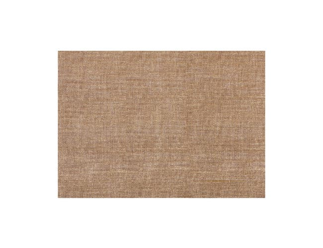Hoffmaster Natural Burlap Printed FashnPoint Ultra Ply Recycled Placemat, 11 x 15.5 inch -- 750 per case.