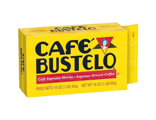 Bustelo Ground Coffee Brick, 16 Ounce -- 12 per case.