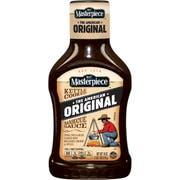 KC Masterpiece Original Barbeque Sauce, 18 Ounce -- 6 per case.