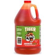 Try Me Gourmet Tiger Habanero Lime Sauce, 1 Gallon -- 4 per case