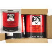 Pancho Villa Nacho Cheese Sauce -- 6 no.10 Can 110 Ounce