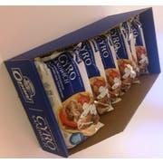 Grecian Delight Premade Gyro Sandwich -- 12 per case.