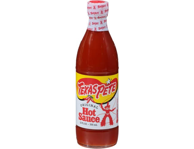Texas Pete Hot Sauce,12 Ounce --  12 Case