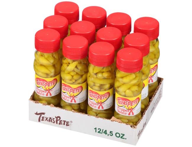 Texas Pete Pepper Sauce, 4.5 Ounce --  12 Case