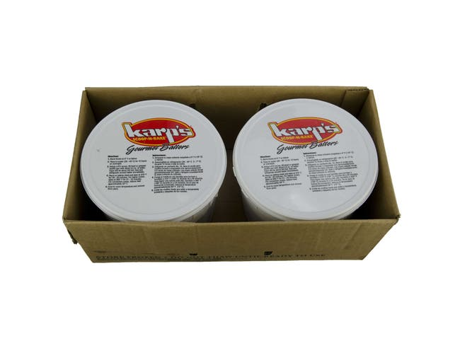 Baker and Baker Karps Scoop N Bake Lemon Poppy Muffin Batter, 9 Pound -- 2 pails.