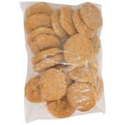 Gold Kist Homestyle Whole Grain Breaded Chicken Patty, 5 Pound -- 6 per case